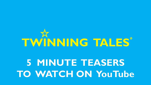 TWINNING TALES TEASERS TO WATCH ON YOU TUBE