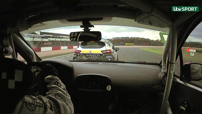 Donington Park - Clio Highlights