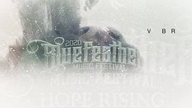 Blue Feather Music Festival Promotion