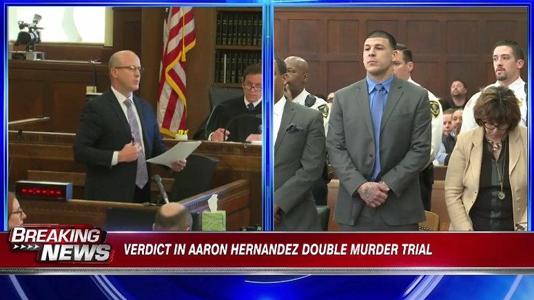 Aaron Hernandez Verdict