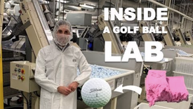 One Minute Inside the Titleist Ball Plant 3