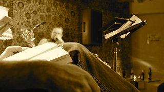 Lesung und Konzert: Markus Hoffmann & ChumChum Rubbins