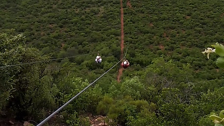 Making Memories at Koepel Mega Zip