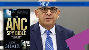 The ANC Spy Bible: Surviving Across Enemy Lines