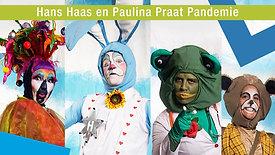 Hans Haas en Paulina Praat Pandemie