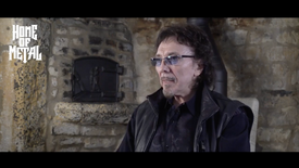 Tony Iommi of Black Sabbath talks about his sound
