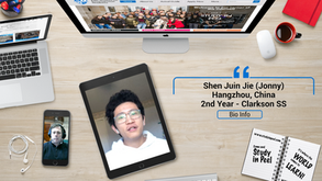 Conversation Corner - Jonny Shen