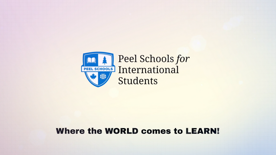 Why Peel Schools for International Students