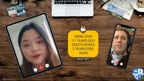Conversation Corner - Irene Choi