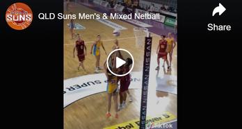 QLD Suns Promo