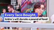 We need to taco about it