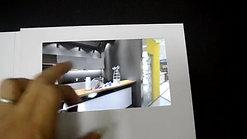 Brochure video interattiva 360°
