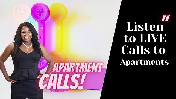 APARTMENTS CALLS