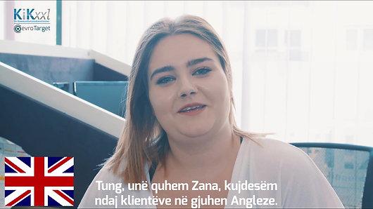 Video - KiKxxl & evroTarget me i miri ne vend