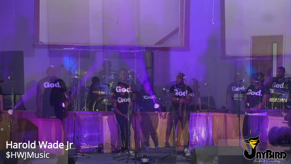 DJ Wade Presents Kingdom Come