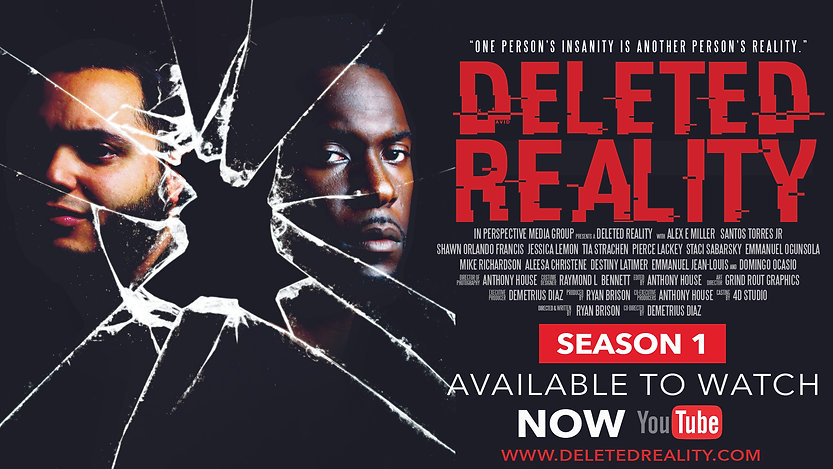 Deleted Reality Season 1