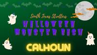 Calhoun Halloween 2020