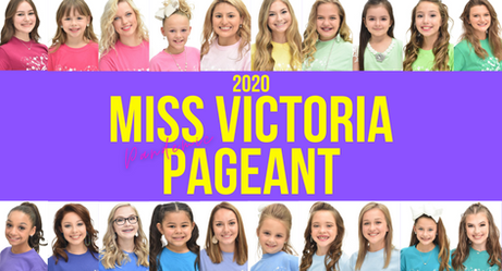 2020 Miss Victoria Pageant