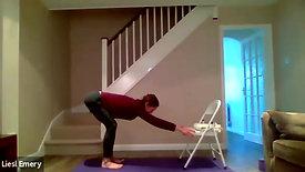 Hatha yoga (live 21.01.21)