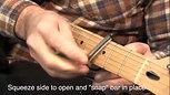 The Paige Clik 6-String Electric Capo PC-6Z-2.062R10-mobile