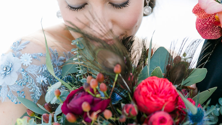 A Fairytale Winter Wedding