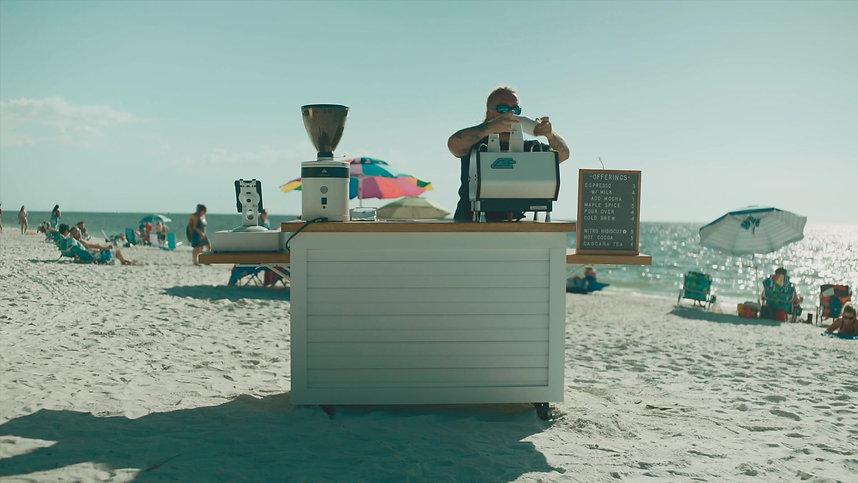 Narrative Espresso Cart Ad
