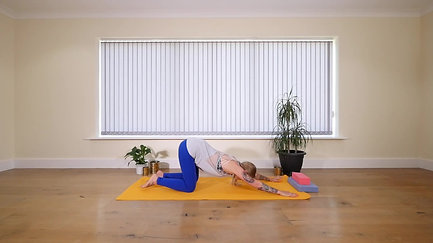 Pregnancy Yoga Sun Salutation