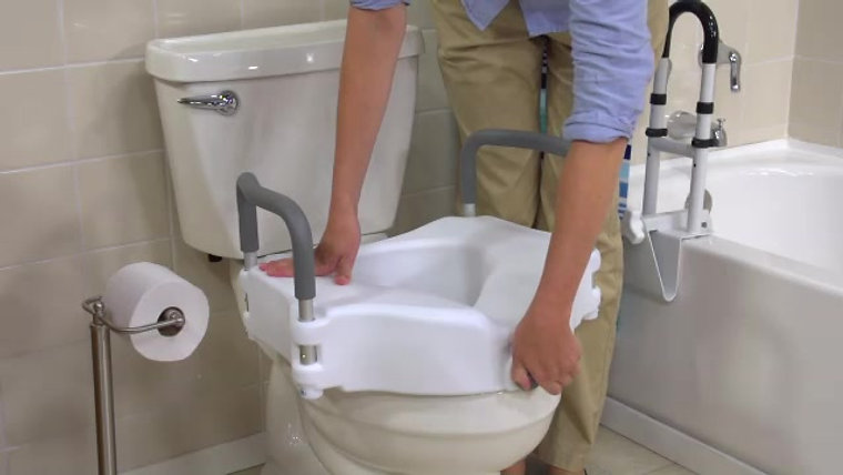 Bathroom Safety Aids