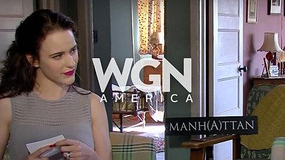 "WGN America  |  ""Making Manhattan"""