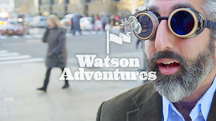 Watson Adventures |  George's Magic Discovery