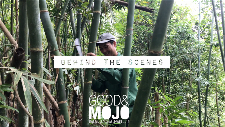 GOOD&MOJO: Behind the Scenes