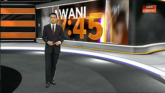Ibadah Tracker in Astro Awani