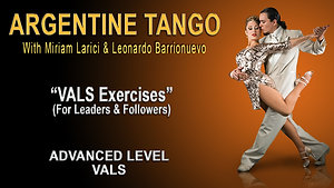 Vals Exercises (Leaders & Followers)