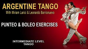 Exercises Punteo & Boleo