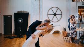 Jamie & Brandon // Little Log House Weddings // 8.28.2020