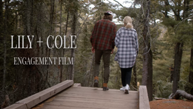 Lily + Cole - Engagement Film - Silver Bay, MN