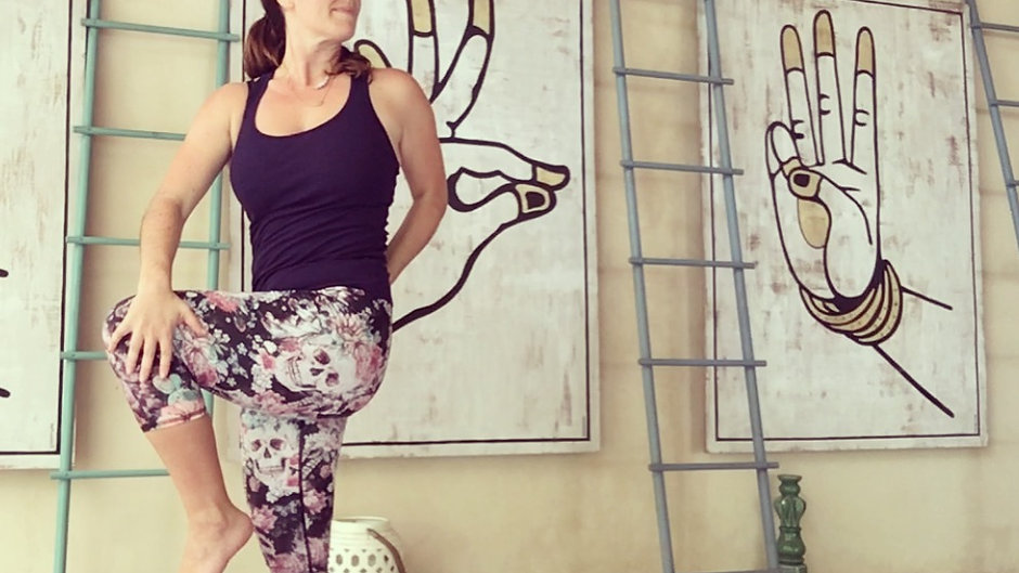 Yoga with Rebecca