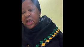 Hon Dikeledi Magadzi, South Africa