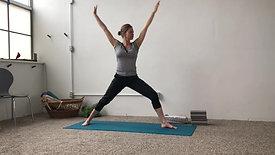 26 min All-Levels Standing Asana Practice