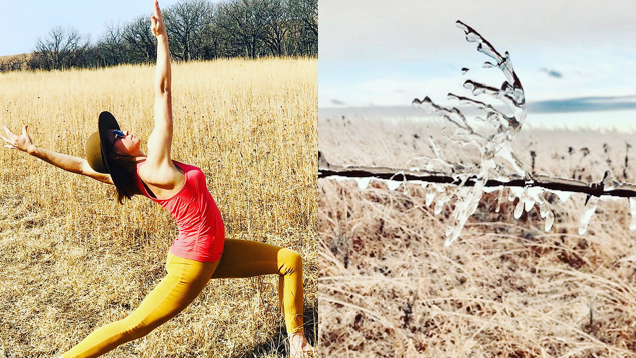 Flint Hills Yoga Mini-Classes