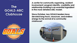 GOALS ABC The Clubhouse Story