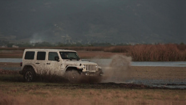 Jeep True Nature