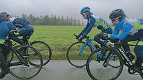 Stage BRETAGNE - Team ELLES Groupama Pays de la Loire