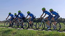 Stage OCCITANIE - Team ELLES Groupama Pays de la Loire