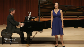 Schumann - Widmung
