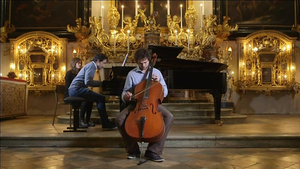 R Schumann Adagio Allegro op. 70 -Adagio