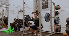 Barbell Front Squat