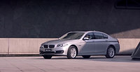 BMW 530Le Product Video