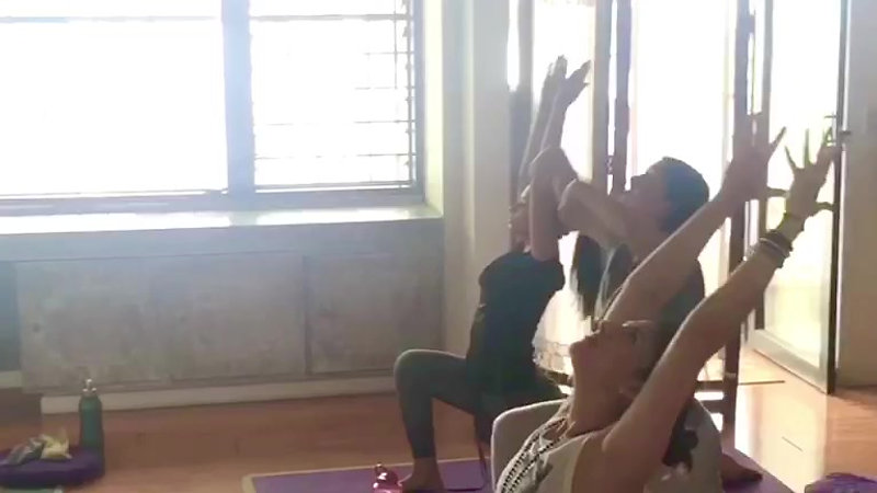 Unity Yoga morning flow