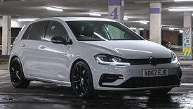 VW Golf R - MCS Performance